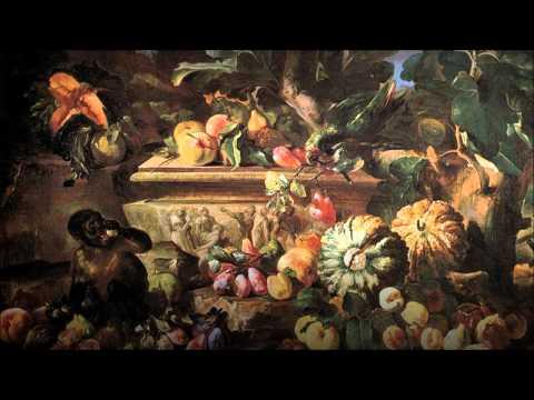 A. Scarlatti - Toccata per cembalo d'Ottava stesa