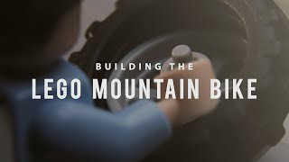 Building The Lego Mountain Bike