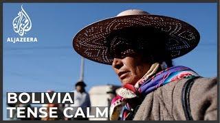 Bolivia: Tense calm under interim government