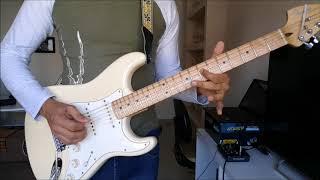 Purple Haze (Guitar cover) - Jimi Hendrix