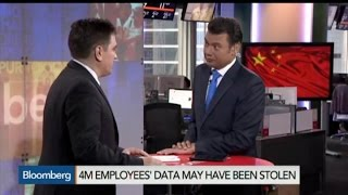 How Serious Is Alleged China Breach of Gov't Data Files?