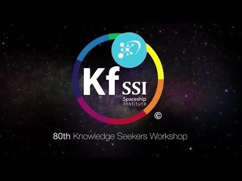 80th Knowledge Seekers Workshop Sept 24 2015