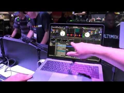 The DJ Expo 2017 - Roland DJ-505 & DJ-202 Controller Walkthrough Video