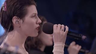 ANNA CALVI / SOAP&SKIN - Blackstar (David Bowie Cover)