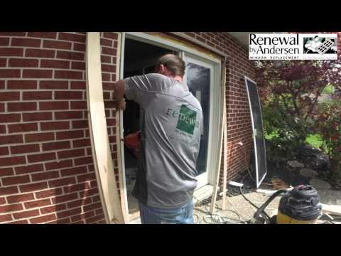 Patio Door Installation - Morton, IL - Renewal by Andersen