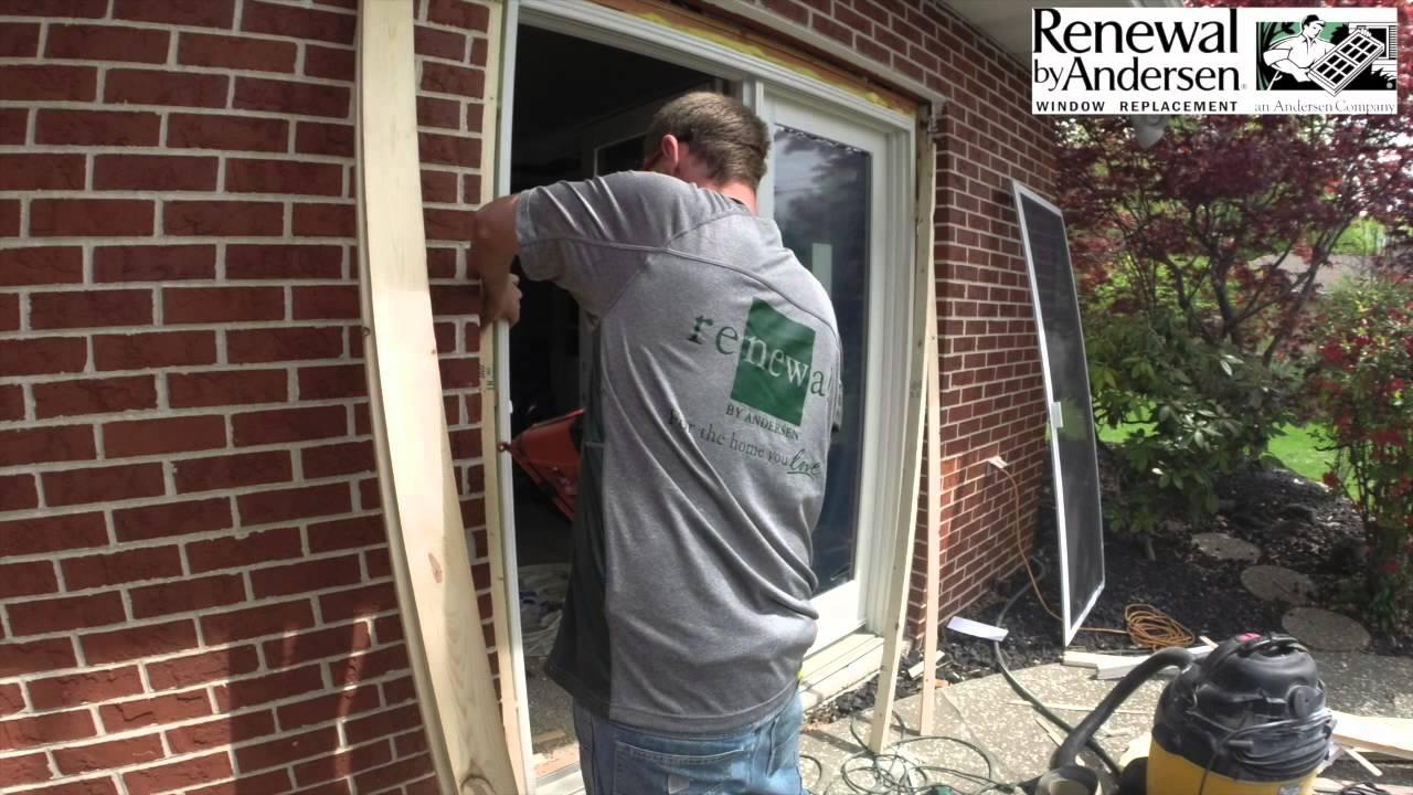 Patio Door Installation  Morton IL  Renewal by Andersen