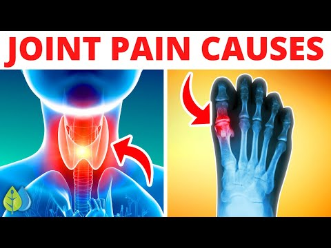 Top 9 Causes of Joint Pain