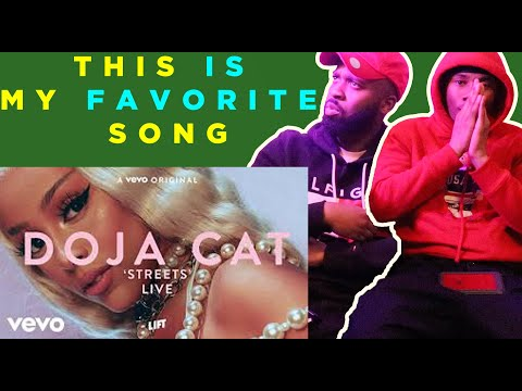 Doja Cat - Streets (Live Performance) | Reaction