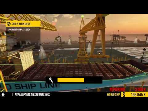 Ships 2017 Gameplay Worlds Largest Containership Let's Look At