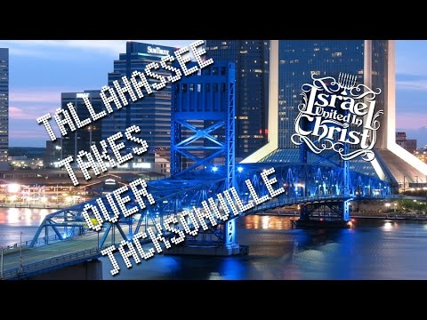 The Israelites: Tallahassee Takes Over Jacksonville, Fl