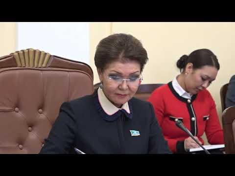 Ararat Mirzoyan Receives Chairman Of The Senate Of The Kazakh Parliament Dariga Nazarbayev