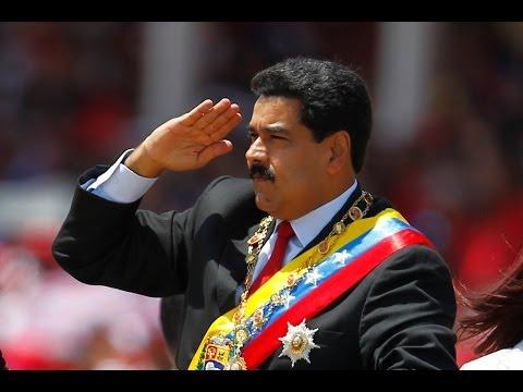 Nicolás Maduro rompe relaciones con Panamá