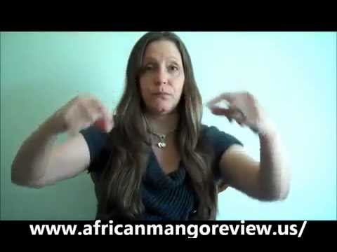 African Mango weight loss product review