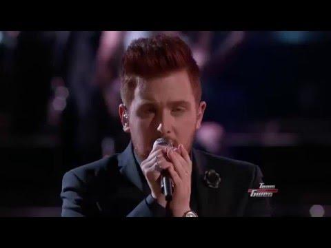Jeffery Austin Sings His OWN Singel Stay - The Voice Finale