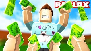 CASH GRAB SIMULATOR | Roblox Adventures