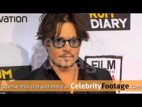 The Rum Diary Premiere