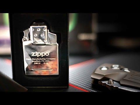 First Impression: OFFICIAL Zippo Butane Torch Insert