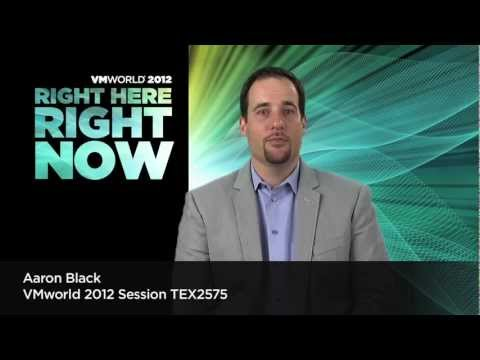 VMworld 2012 Tech Exchange: TEX2575 - ThinApp Factory for Application & Desktop Virtualization