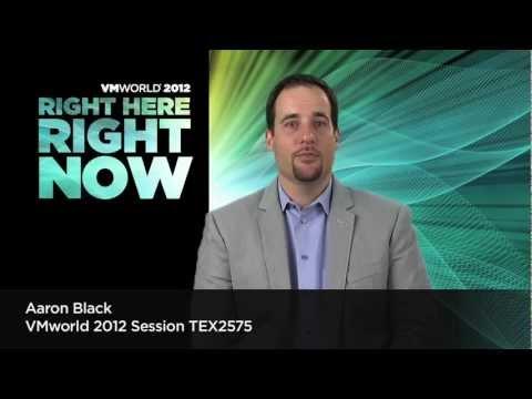 VMworld 2012 Tech Exchange: TEX2575 - ThinApp Factory for Application & Desktop Virtualization