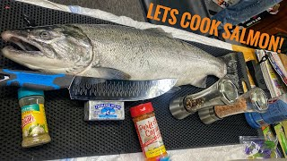 Let s Cook This Coho Live Salmon Fishing Tips Tricks
