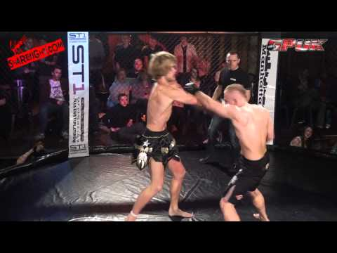 GPUK Night of the Gladiators 10 Chad Scott vs Ben Rose SHAREFIGHT.COM