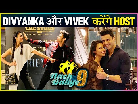 Divyanka Tripathi And Vivek Dahiya To Host Nach Baliye Season 9