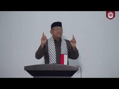 Membangun Semangat Toleransi dalam Kehidupan Beragama - Ahmad Syafi'i Mufid