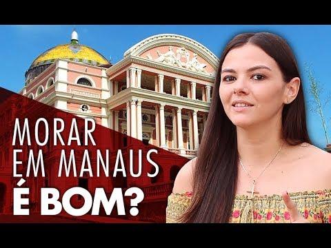 Vantagens de morar em Manaus