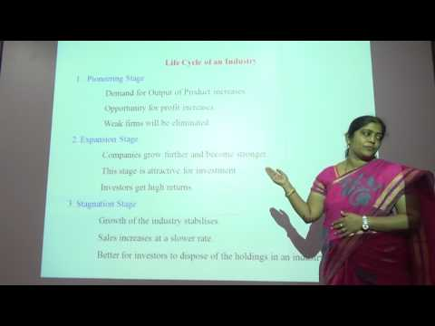 Investment Management- Fundamental Analysis Lecture