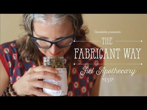 The Fabricant Way: Field Apothecary