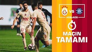 🔴 Galatasaray-Adana Demirspor | Hazırlık karşılaşması