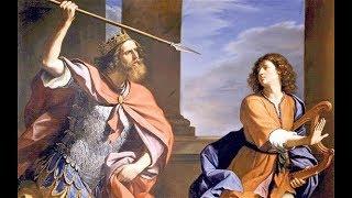 Atheist Sunday School #65 - Saul Attacks David (1SAM 19-23)