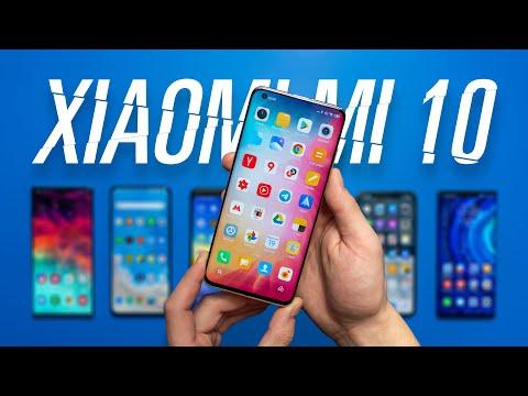 Обзор Xiaomi Mi 10 — против всех!