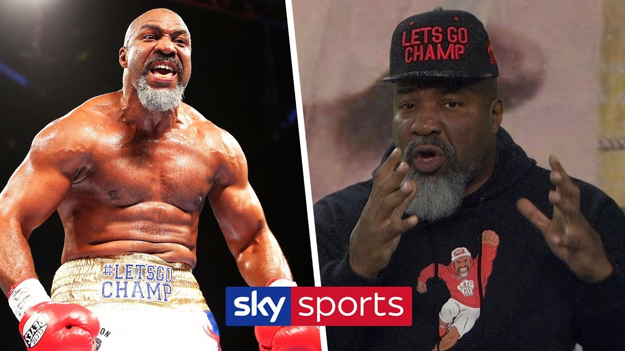 'I'M COMING BACK FOR THE PEOPLE!' - Shannon Briggs reveals comeback plan & discusses AJ/Wilder |