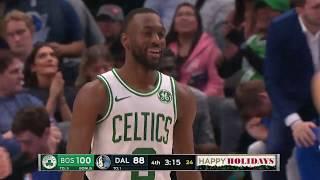 Dallas Mavericks vs Boston Celtics | December 18, 2019