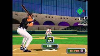 MLB 2001 ... (PS1) 60fps