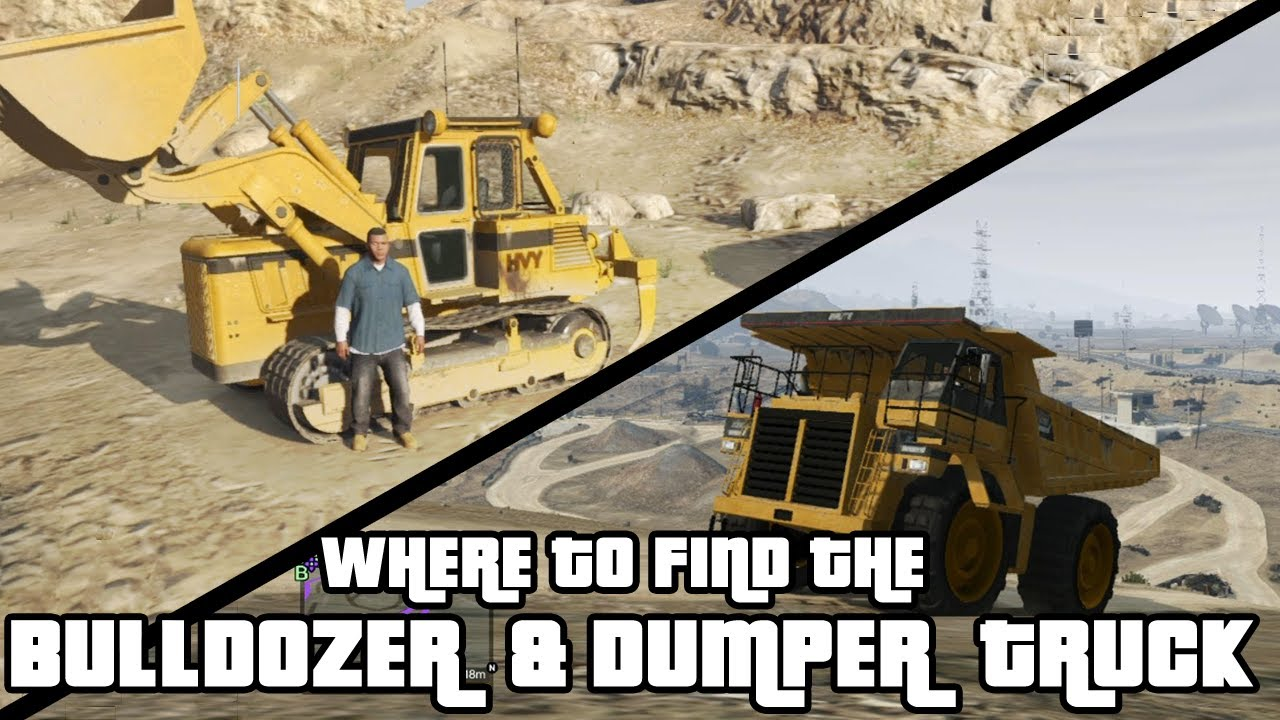 Dump Truck Location Gta 5 Related Keywords & Suggestions - Dump