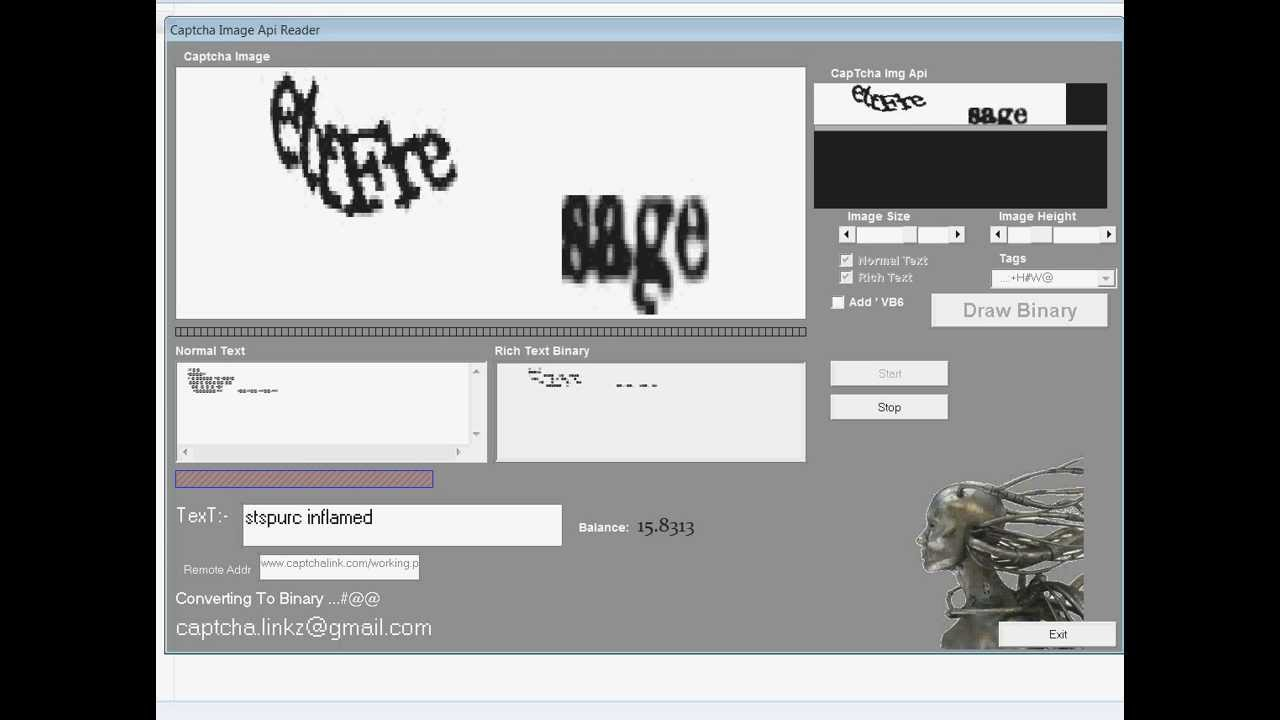 Auto captcha typing software download