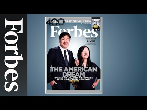 Inside The Issue: The 2016 Forbes 400