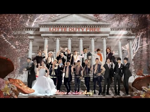 Lotte Duty Free 2011 - So I'm Loving You (Full Ver) [eng + rom + hangul + karaoke sub]