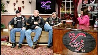 Making It Happen TV with Host Victoria Lee and Bikers Against Child Abuse