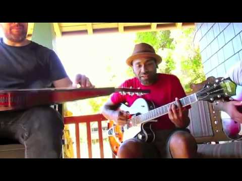 Roger Keiaho from Rey Fresco covers Johnny Too Bad  from The Slickers.flv
