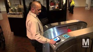 Metro Payment Pilot Fare Gate Unveiling