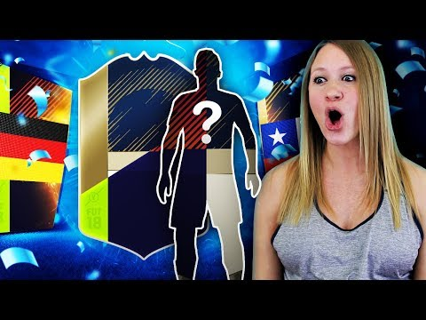 ICON IN A PACK + INSANE PTG PACKED!! FIFA 18