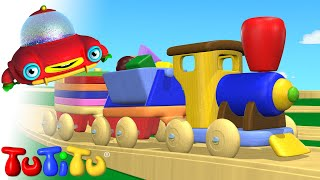 TuTiTu Spielzeug | Holzzug
