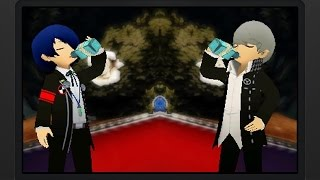 Persona Q: SotL - [You In Wonderland] The Shrinking Potion (P3/P4)