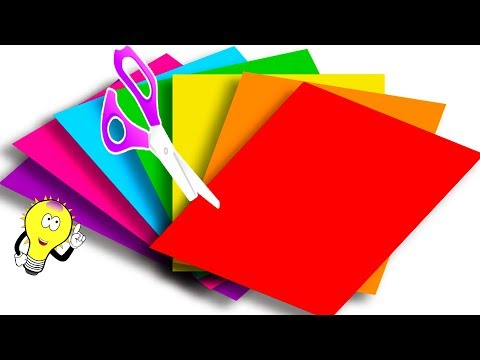 16 DIY Paper Craft Ideas With Colored  Paper | Easy Paper Craft Ideas