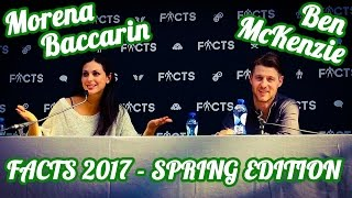 "FACTS 2017 Spring Edition ""Morena Baccarin and Ben McKenzie"" Q&A"