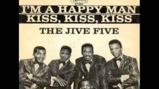 Watch Jive Five Im A Happy Man video