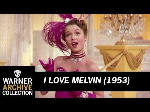 I Love Melvin 1953 – Lady Loves  Debbie Reynolds